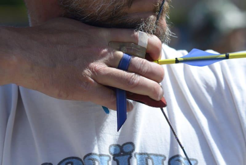 A Frayed Archery String