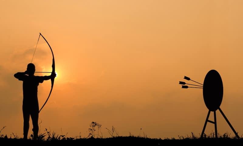 Archery Target Materials