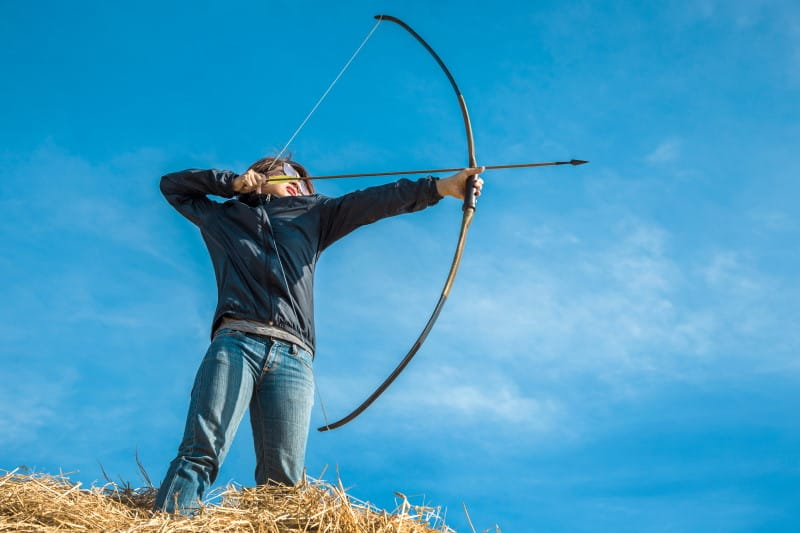 Are Longbows Hard to Shoot