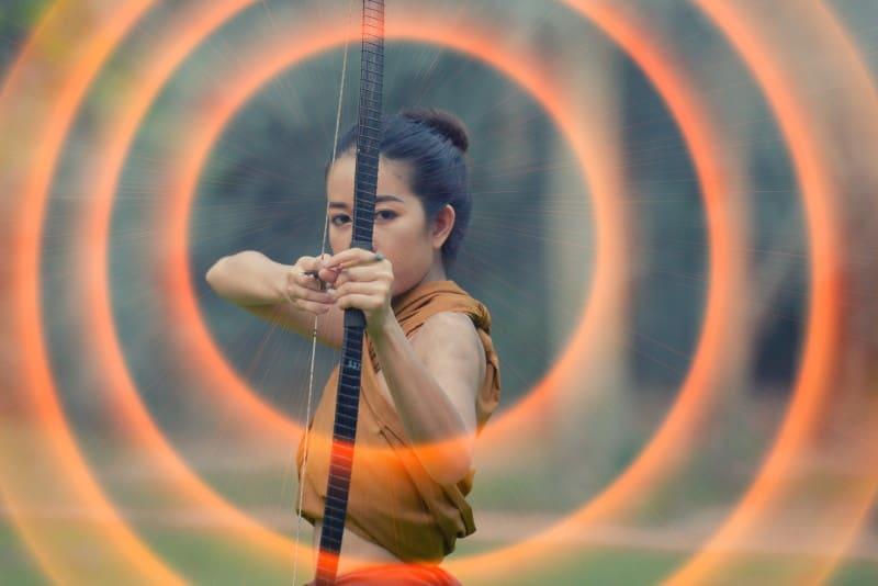 Do Arrows Spin in Flight