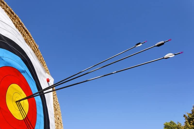 Do Longer Arrows Fly Faster