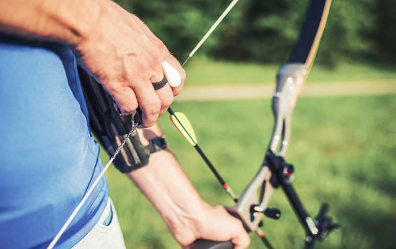 How Far Can a Longbow Shoot Accurately