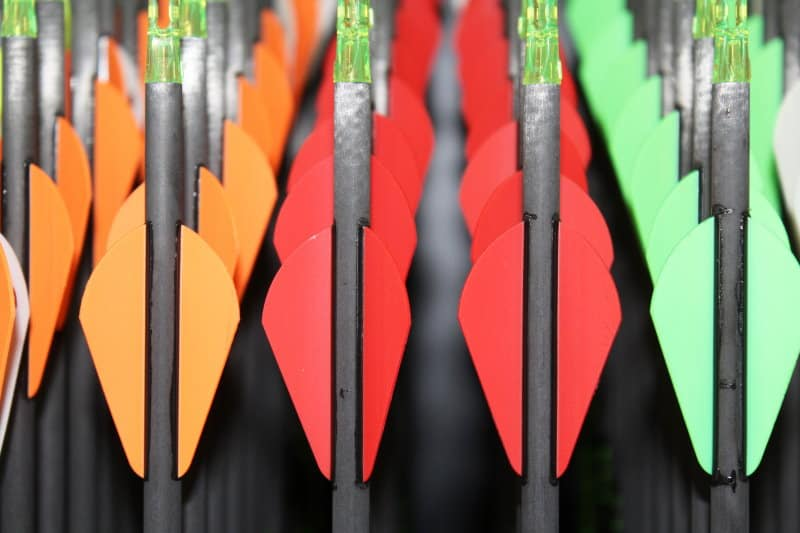 How Fletching Affects Arrow Accuracy