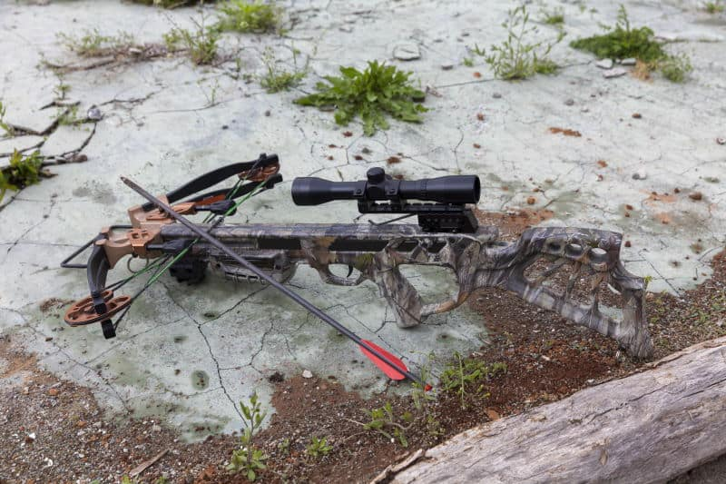 Identifying and Fixing a High Shooting Crossbow